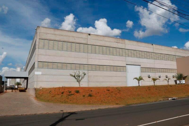 Galpão industrial em jaguariúna