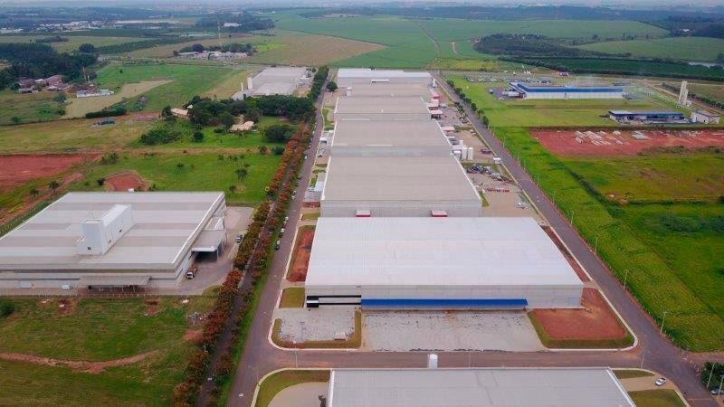 Condomínio industrial campinas