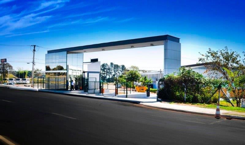 Condomínio industrial jaguariúna