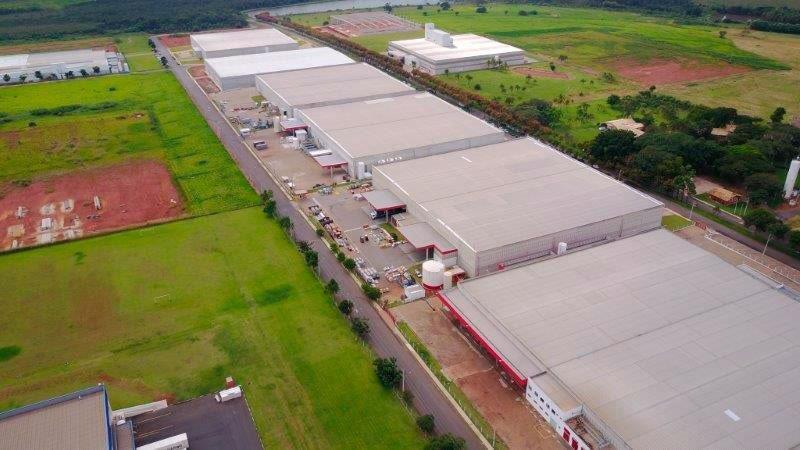 Galpão industrial aluguel
