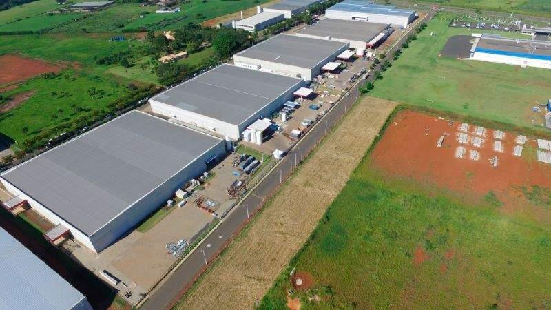 Locação de galpão industrial