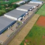 Aluguel de galpão condomínio logístico