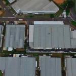 Condomínio de galpões industriais